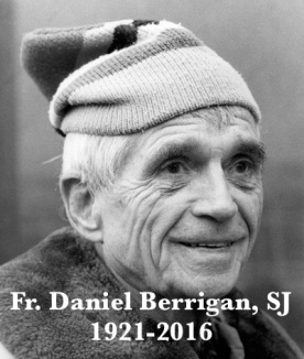 Daniel Berrigan, Advent Credo, Advent, Hope, Justice